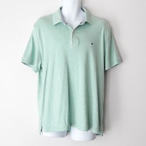 {Men's} Tommy Hilfiger - mint Polo shirt